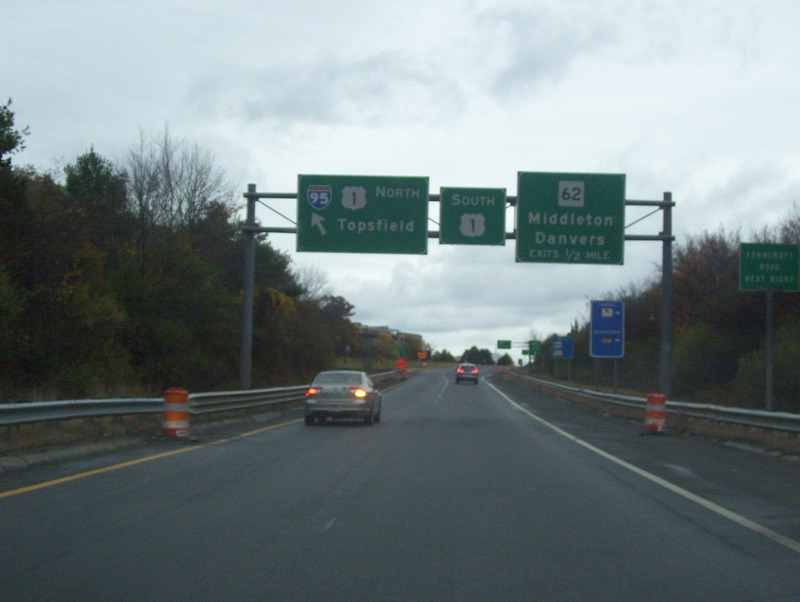 Massachusetts: US 1