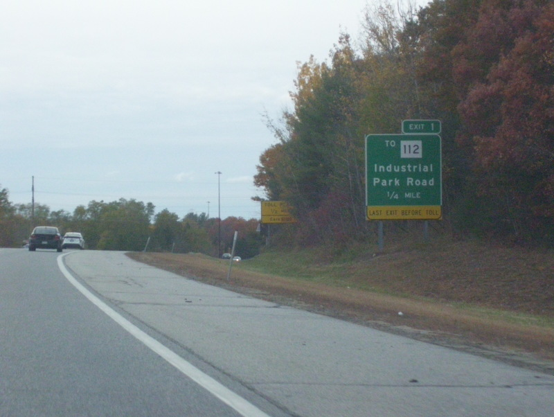 Maine: Interstate 195