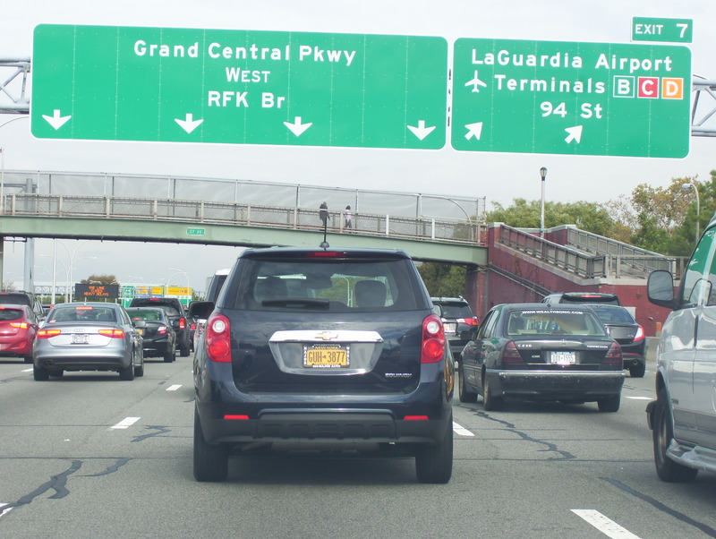 New York: Grand Central Parkway