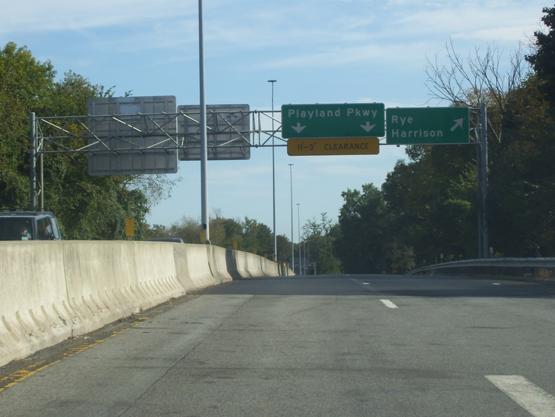 New York: Playland Parkway