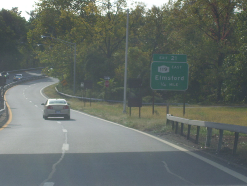 New York: Saw Mill River Parkway