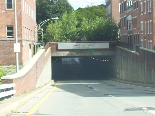 Tunnel on NY 2