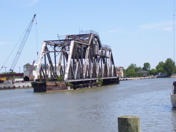 Hojack Swing Bridge