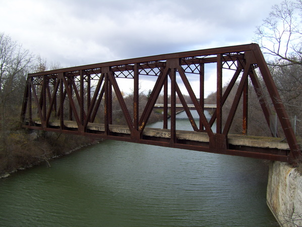 Abandoned Rail Bridge