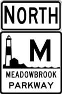 Meadowbrook Parkway north