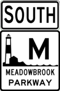 Meadowbrook Parkway south