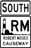 Robert Moses Causeway south